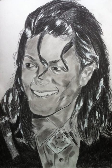 Michael Jackson by Ncc
